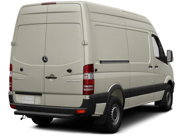 6677b21f92 2015 Mercedes-Benz Sprinter Cargo Vans Rochester NY